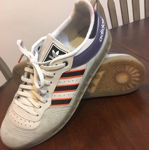 VINTAGE ADIDAS ORIGINALS Handball Top Schuhe Sneaker West